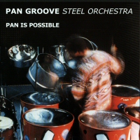 "CD-Cover ""Pan is possible"""